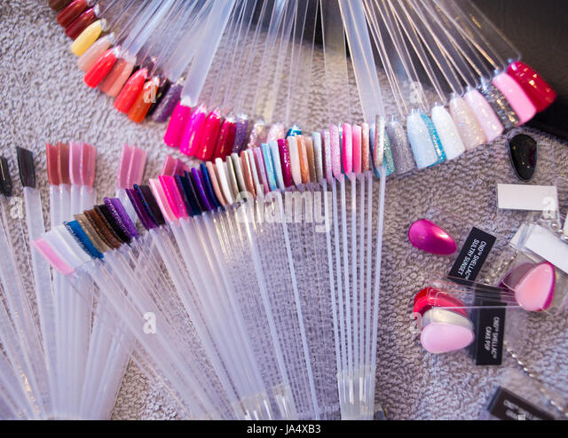 Nail Lacquer Stock Photos & Nail Lacquer Stock Images - Alamy