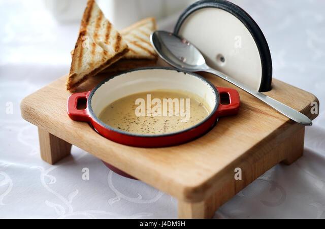 how to make puree soup