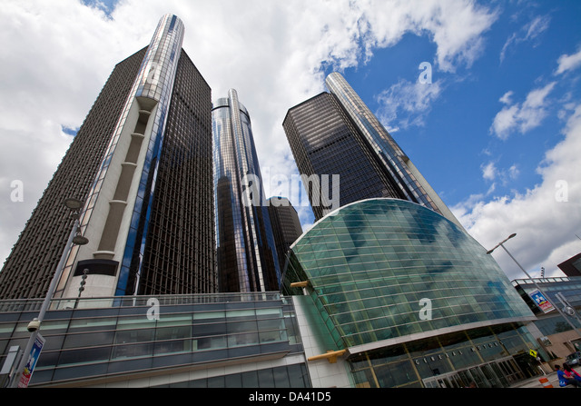 Corporate headquarters usa stock photos corporate for General motors corporate office