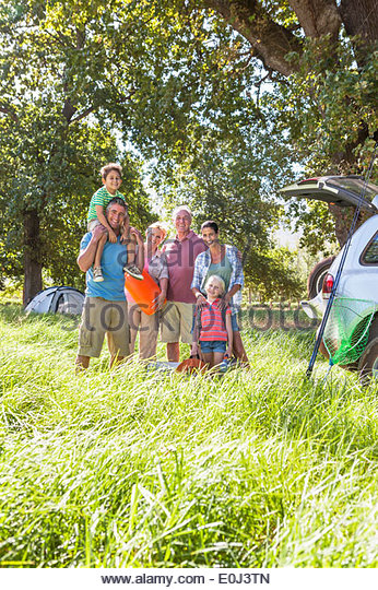 family camping trip essay