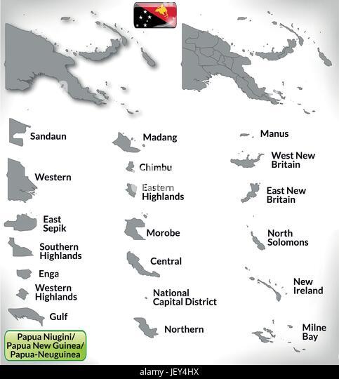Papua Neuguinea Stock Photos & Papua Neuguinea Stock