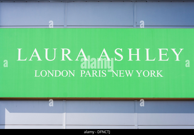 Laura Ashley Logo Stock Photos Amp Laura Ashley Logo Stock