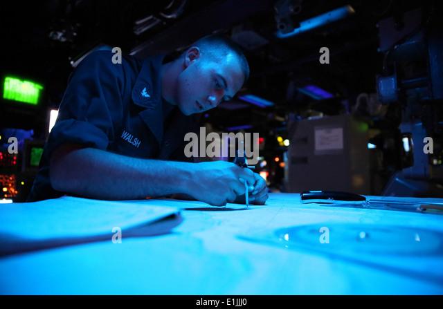 U S Navy Operations Specialist 3rd Stock Photos & U S Navy ...
