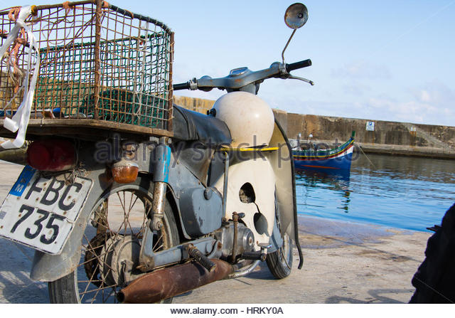 Image result for battered broken rusty vespa