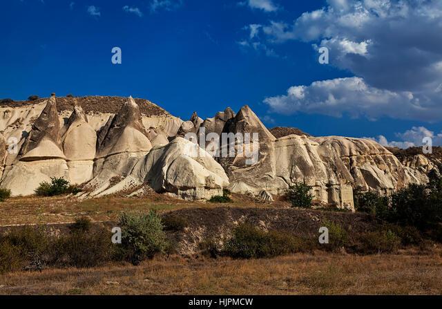 Desert Rock Pillars : Rocks and soil minerals stock photos