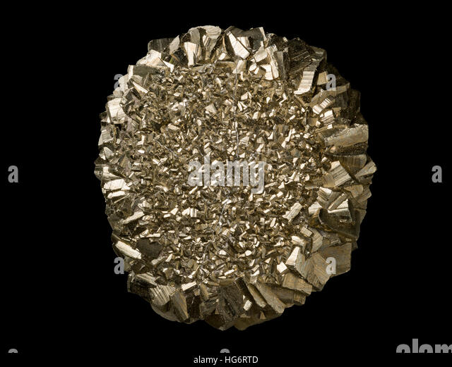 Pyrite Crystal Stock Photos & Pyrite Crystal Stock Images ...