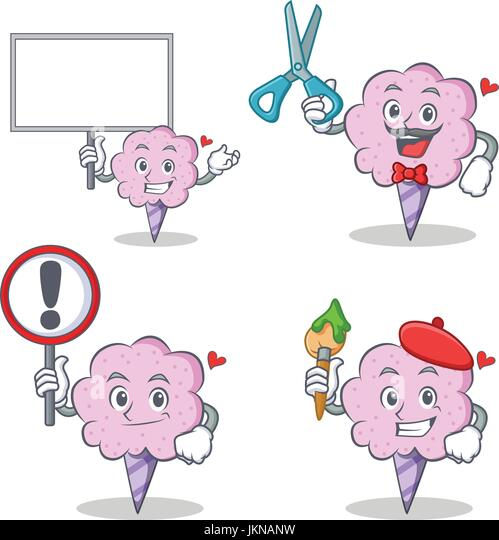 Cotton Candy Sign: Cotton Candy Sign Stock Photos & Cotton Candy Sign Stock