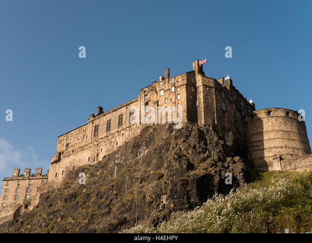 stock edinburgh castle - photo #30