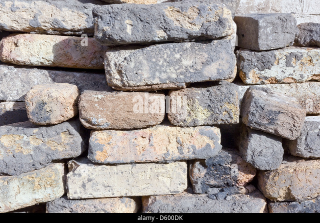 Red Clay Bricks : Clay bricks stock photos images alamy