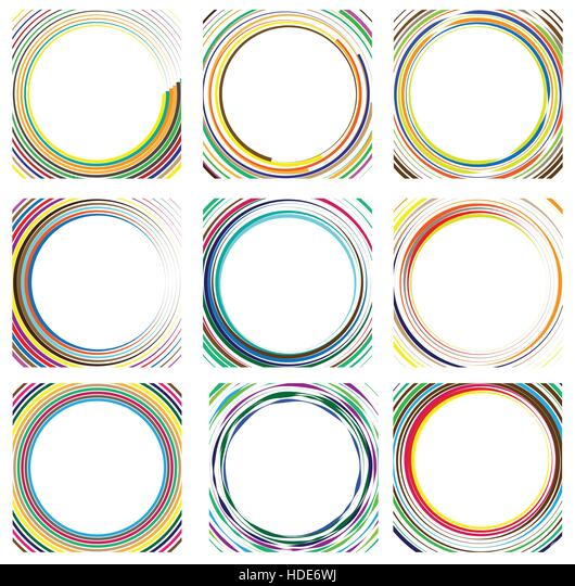 Concentric Circles Drawing Stock Photos & Concentric Circles ...