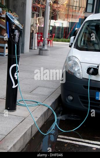 Electric Car Charging Flint Michigan