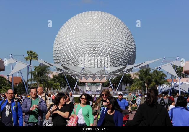 Disney World Orlando Entrance Stock Photos & Disney World ...