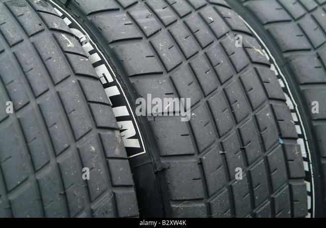 Michelin Racing Tyre Stock Photos Michelin Racing Tyre Stock