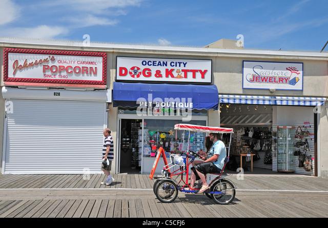 Surrey Rides In Ocean City Nj