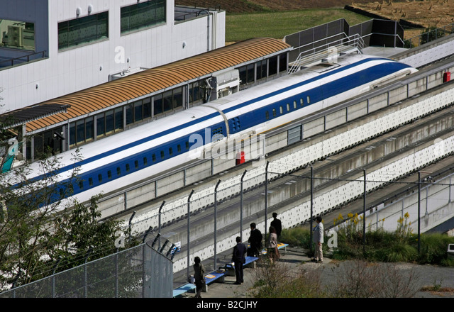Maglev Stock Photos Maglev Stock Images Alamy