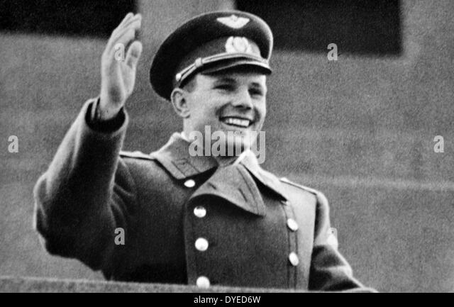 yuri gagarin 1961 - photo #21