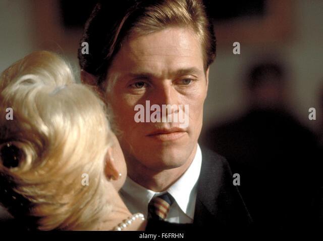 Jan 15, 1993; Portland, OR, USA; MADONNA stars as <b>Rebecca Carlson</b> - jan-15-1993-portland-or-usa-madonna-stars-as-rebecca-carlson-and-willem-f6frhn