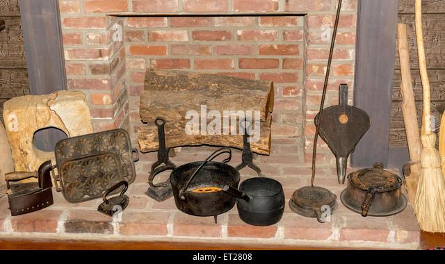 fireplace cooking stock photos fireplace cooking