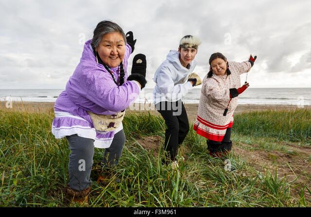 Eskimo Family Stock Photos & Eskimo Family Stock Images ...
