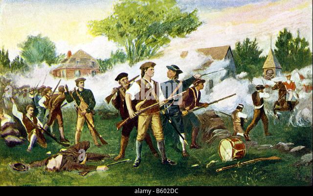 Battles Of Lexington Stock Photos & Battles Of Lexington Stock ...