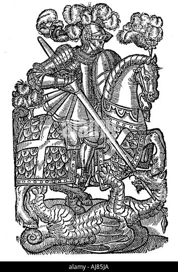 saint george killing the dragon Saint george is the patron saint of england and is remembered for his bravery but he wasn't actually english at all - nor did he slay a dragon.