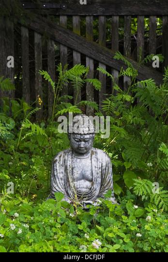 Zen buddhists stock photos zen buddhists stock images for Grand jardin zen