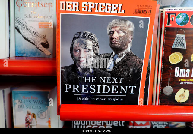 Wahl stock photos wahl stock images alamy for Der spiegel magazin