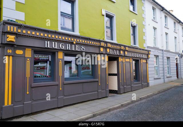 Hughies Bar And Restaurant