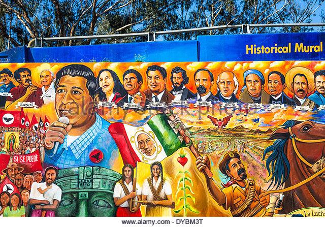 Hispanic Mural Stock Photos Amp Hispanic Mural Stock Images