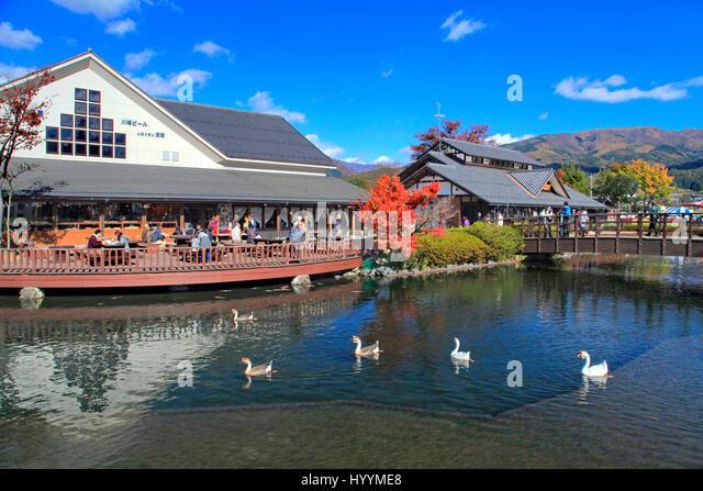 Japanese Village Plaza Stock Photos Amp Japanese Village