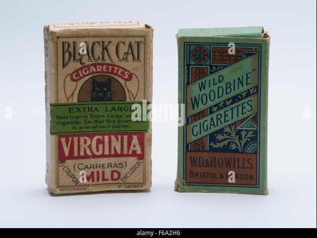 Brand Liverpool cigarettes