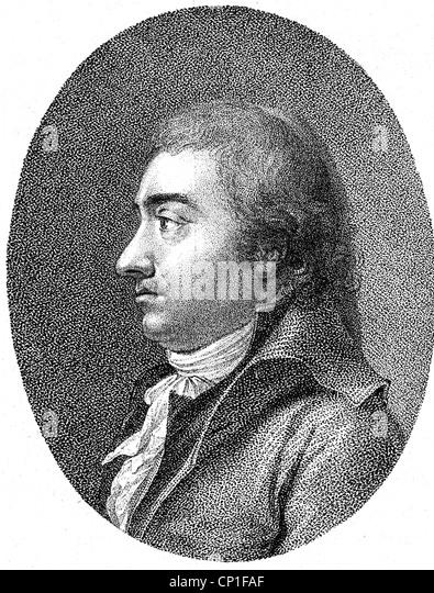 Zumsteeg, <b>Johann Rudolf</b>, 10.1.1760 - 27.1.1802, German composer, - zumsteeg-johann-rudolf-1011760-2711802-german-composer-bandmaster-cp1faf