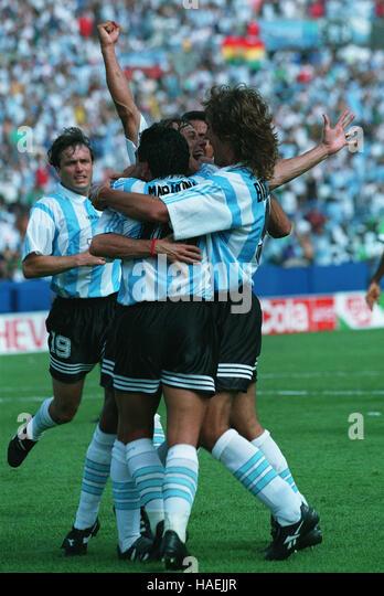 1994 Argentina Stock Photos & 1994 Argentina Stock Images ...