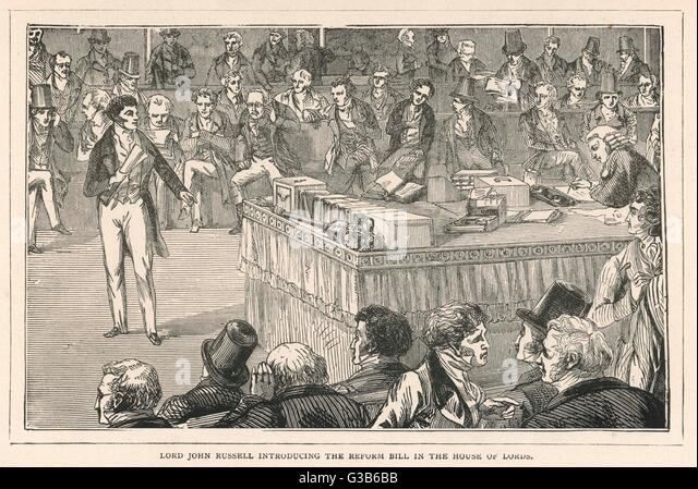 the outcome of the 1832 reform act essay Do you agree with the view that the main reason for the emergence of the chartist movement was disappointment among the working-classes with the outcome of the 1832 reform act.