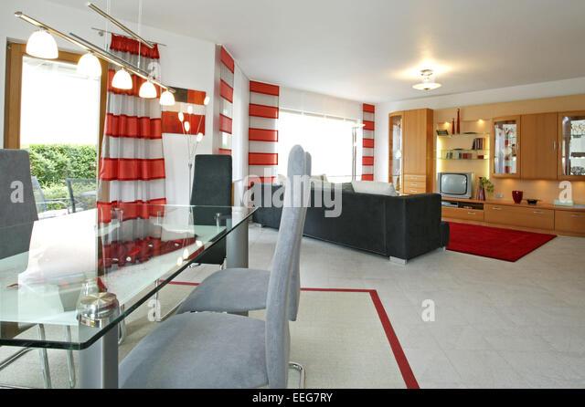 Wohn design stock photos wohn design stock images alamy for Inneneinrichtung wohnzimmer