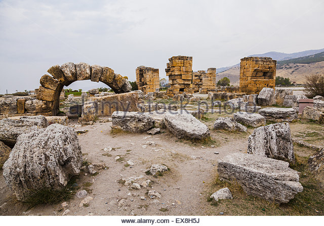 Hierapolis Stock Photos & Hierapolis Stock Images - Alamy