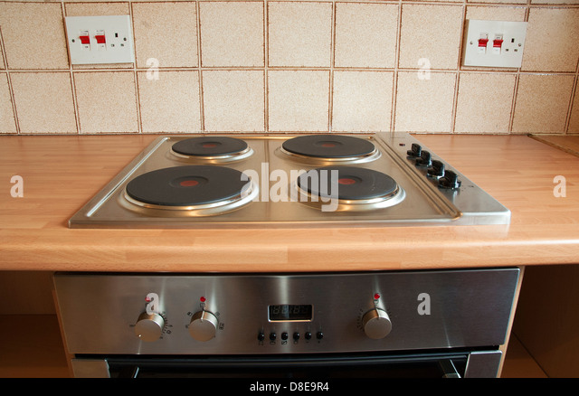 Old Fashioned Kitchen Hob ~ Electric hob stock photos images alamy