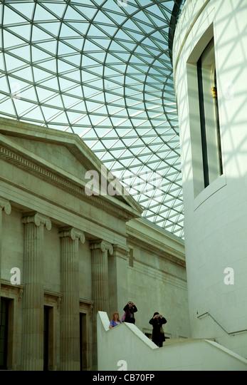 British Museum Foyer : Foyer uk stock photos images alamy