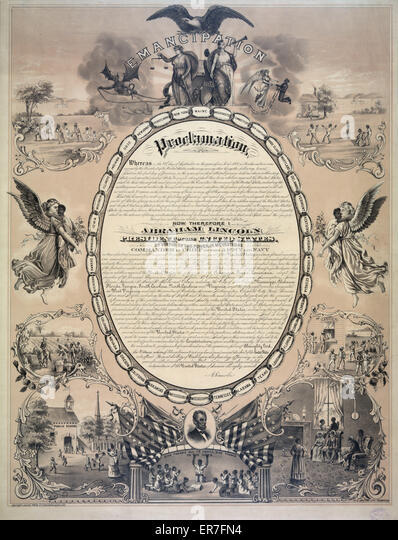 Emancipation proclamation date in Australia