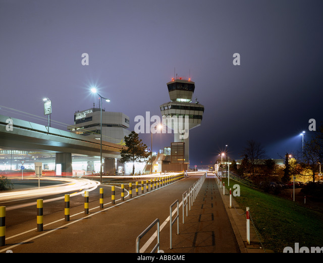Berlin Tegel Airport Berlin Stock Photos & Berlin Tegel ...