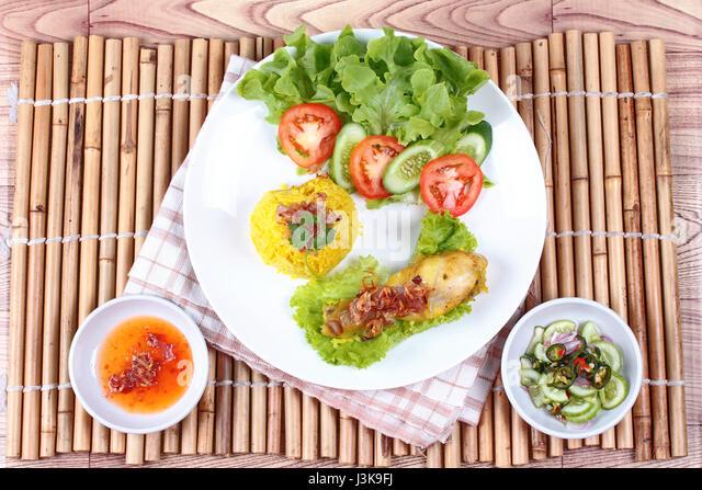 Halal Thai Food London