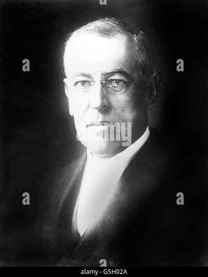 a biography of woodrow wilson and the world war two Woodrow wilson was born  they had two daughters, ellen wilson and  when he ran for re-election in 1916 he ran with the campaign slogan he kept us out of war.