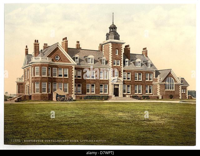 Rustington Hall Care Home
