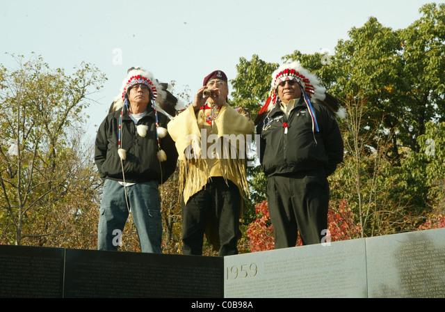 25Th Anniversary Vietnam Veterans Memorial Stock Photos & 25Th