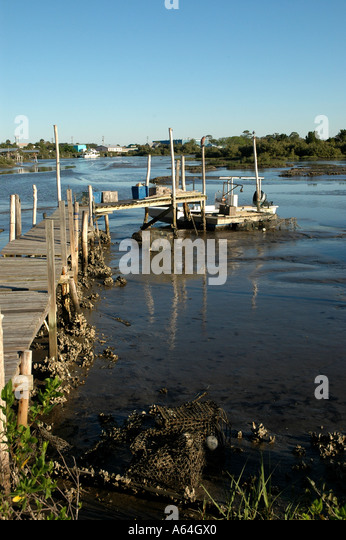 Cedar key florida boats stock photos cedar key florida for Cedar key fishing