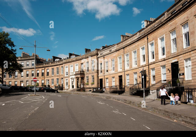 Scottish terrace houses stock photos scottish terrace for 18 dean terrace edinburgh