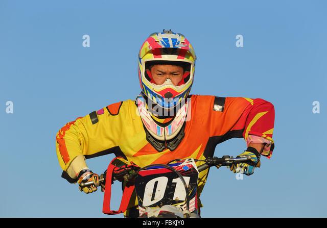 Motocross Jersey Channel Islands