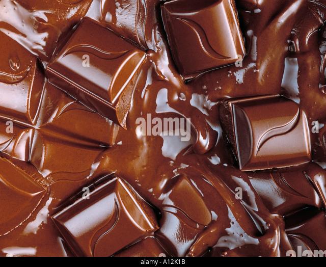Melting Chocolate Stock Photos & Melting Chocolate Stock Images ...
