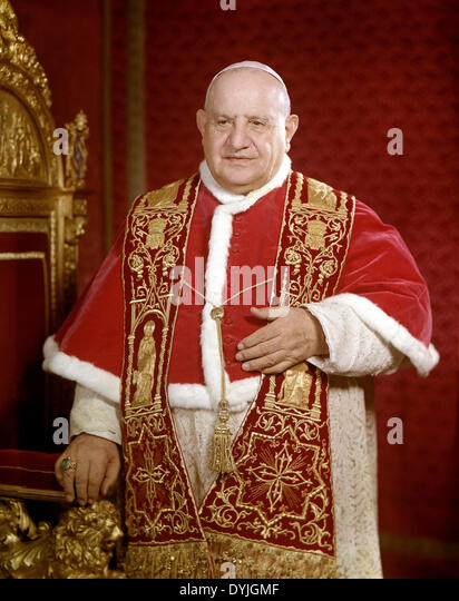 Pope john xxiii a partner in