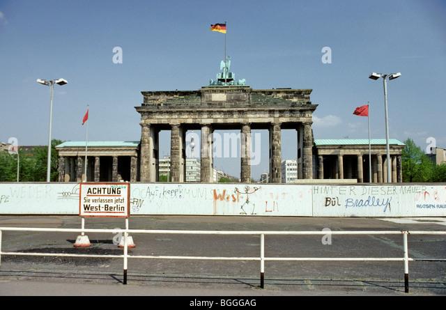 brandenburg gate 1989 - photo #14